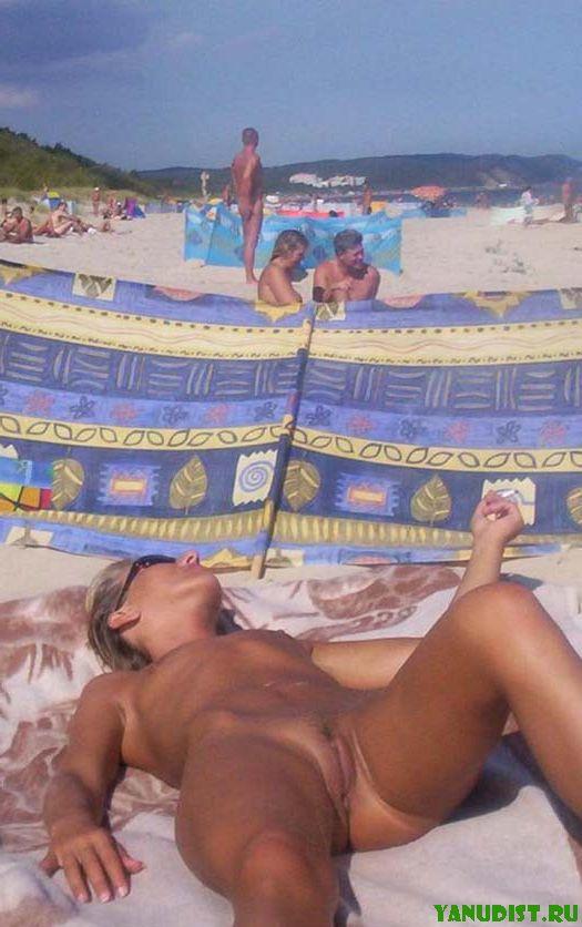 Нудиский пляж