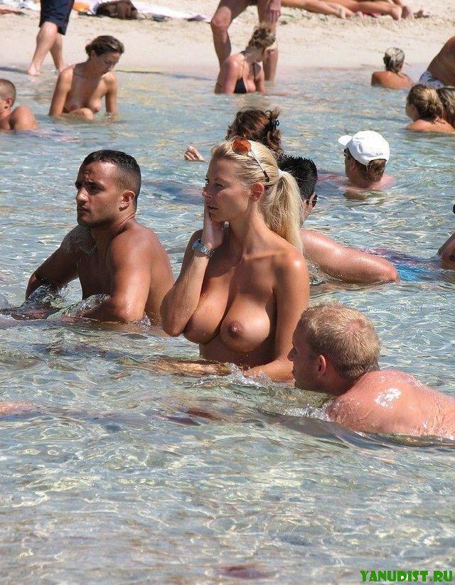 смотреть пляжный секс нудиском пляже