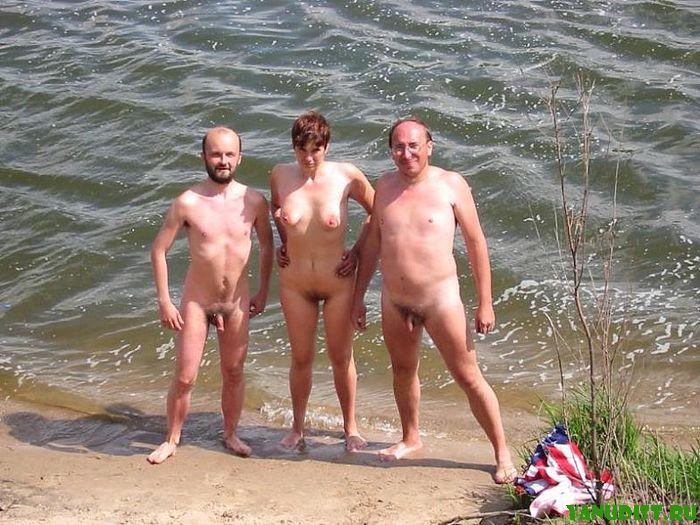 Зрелые нудисты