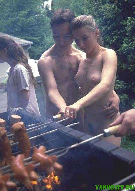 фото нудистких пар
