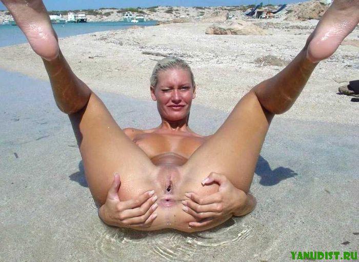 фото нудисткий пляж