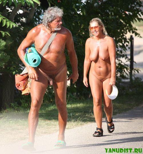 старенькие голые нудистки фото