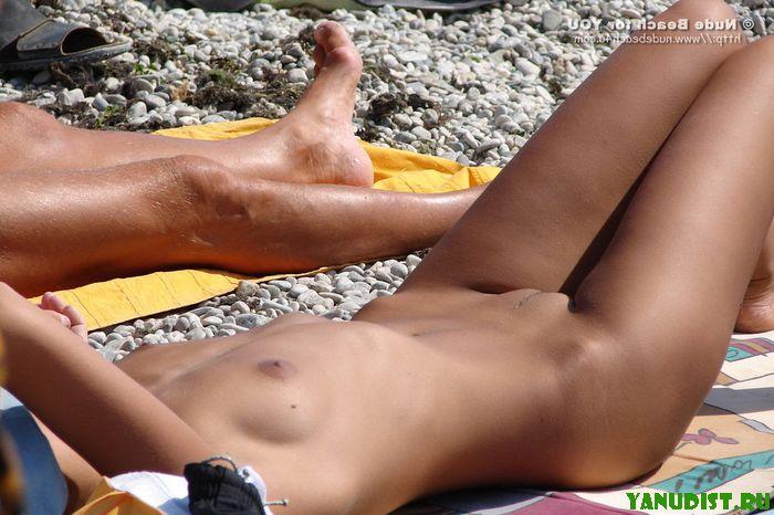 Нуд пляж