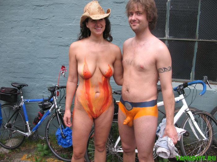 Фото раскрашенные голые девушки фото 512-721