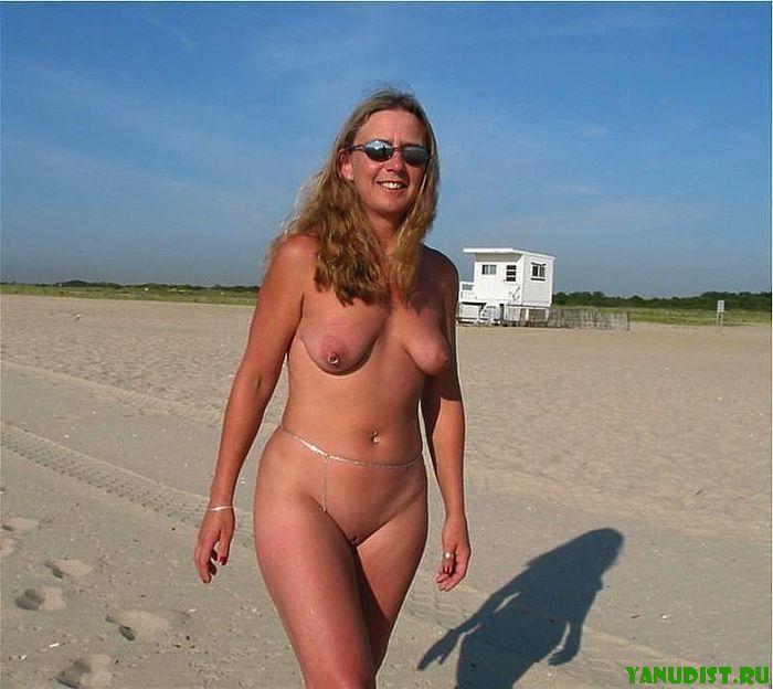 Пляж ню