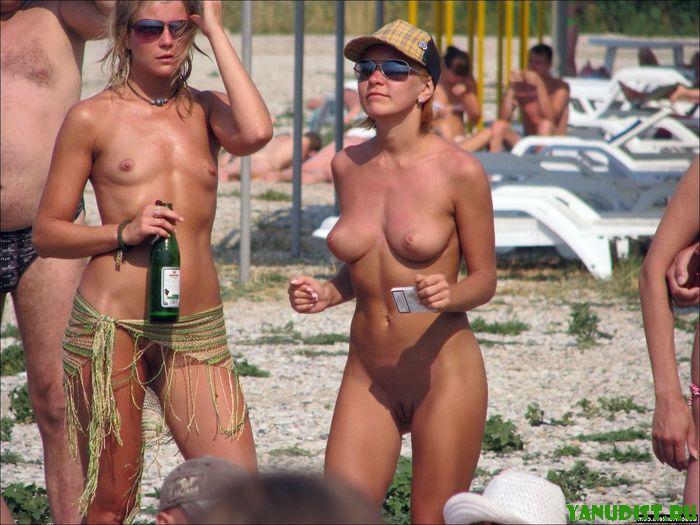 нудисты россии фото и видео
