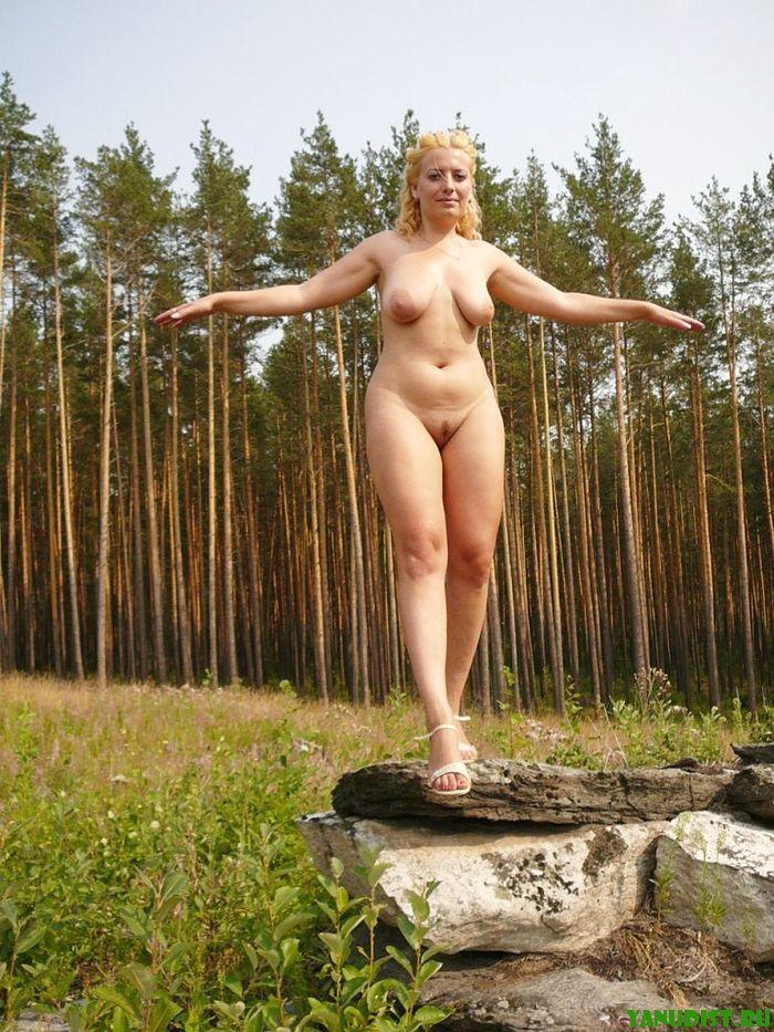 Фотосессия голых баб