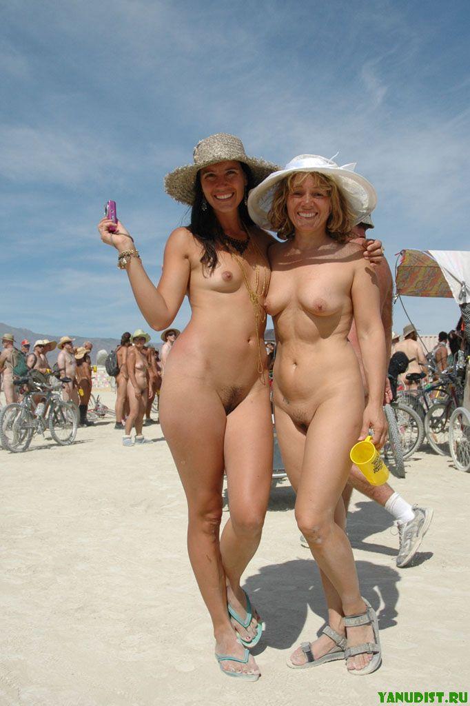 голые в курортах