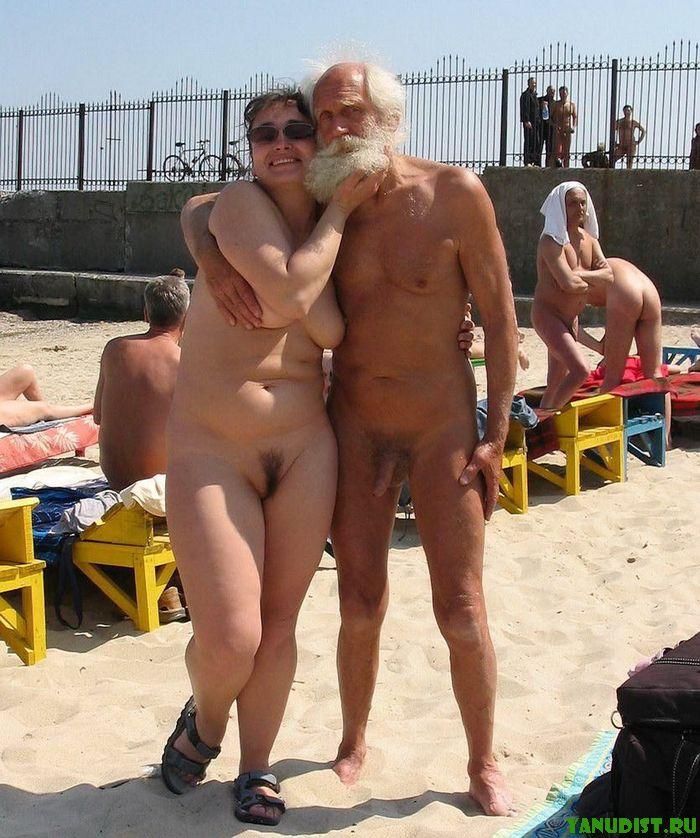 Секс Нудистов Стариков Фото