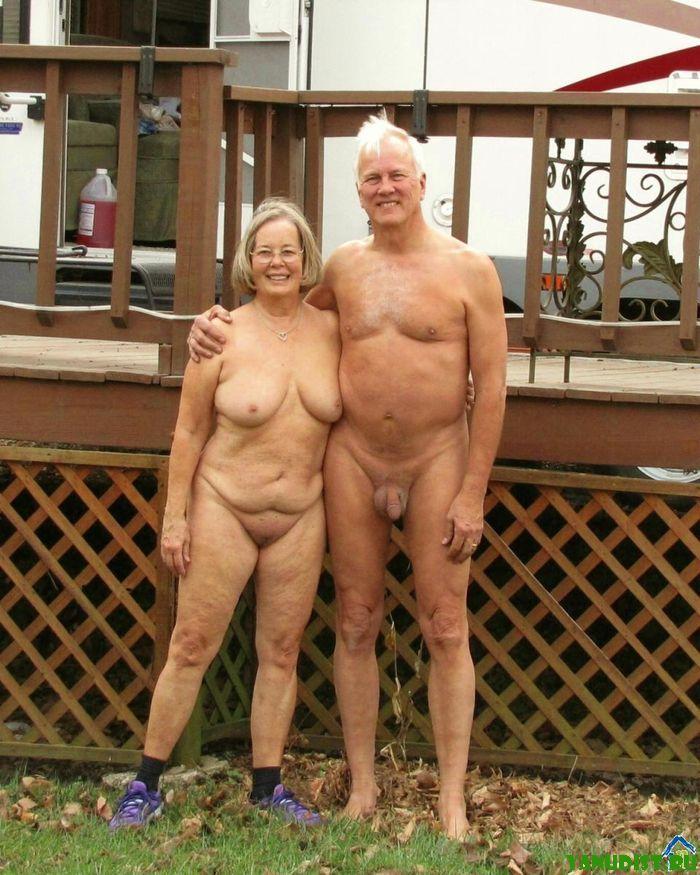 Фото голых семейных пар пожилых