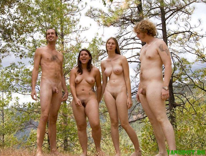 фото нудистов россия