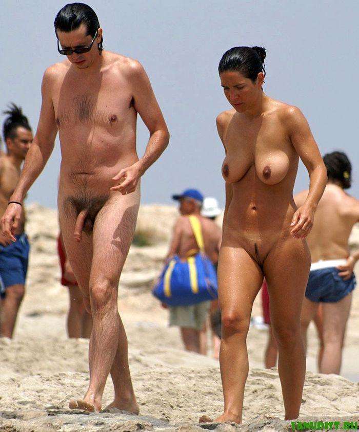 Нудийский Пляж Голые Нудисты На Пляже