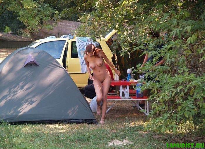 фото кемпинга нудистов
