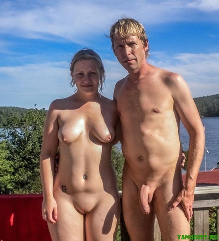 нудисты голые на отдыхе