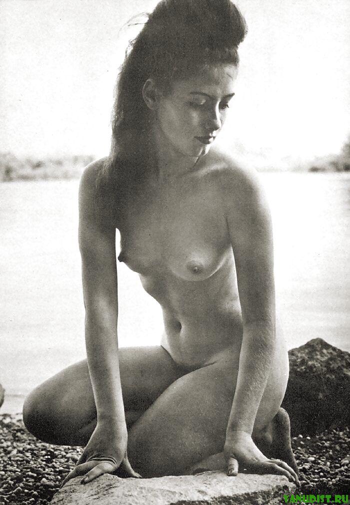 Ретро нудисты фото из очень далекого прошлого