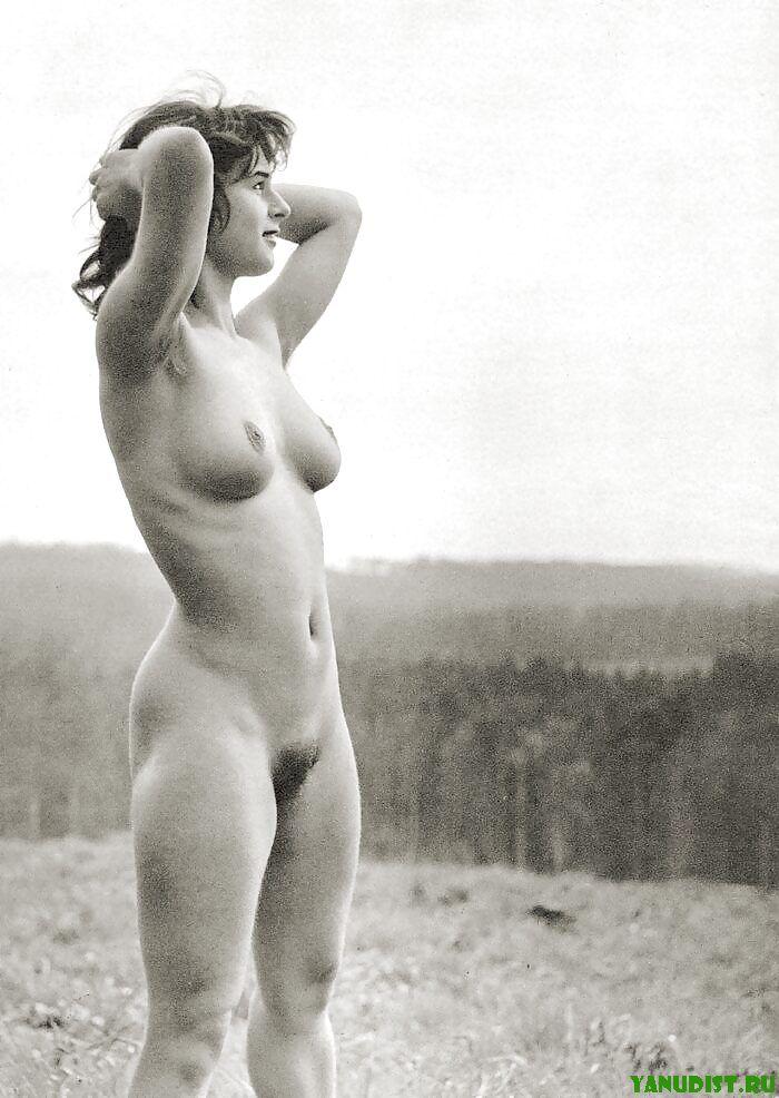 Старые Фотографии Обнаженную