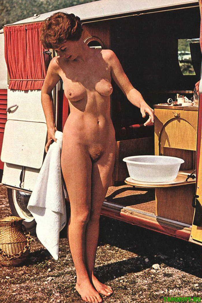 Фото нудистов из прошлого напомнит Вам о многом