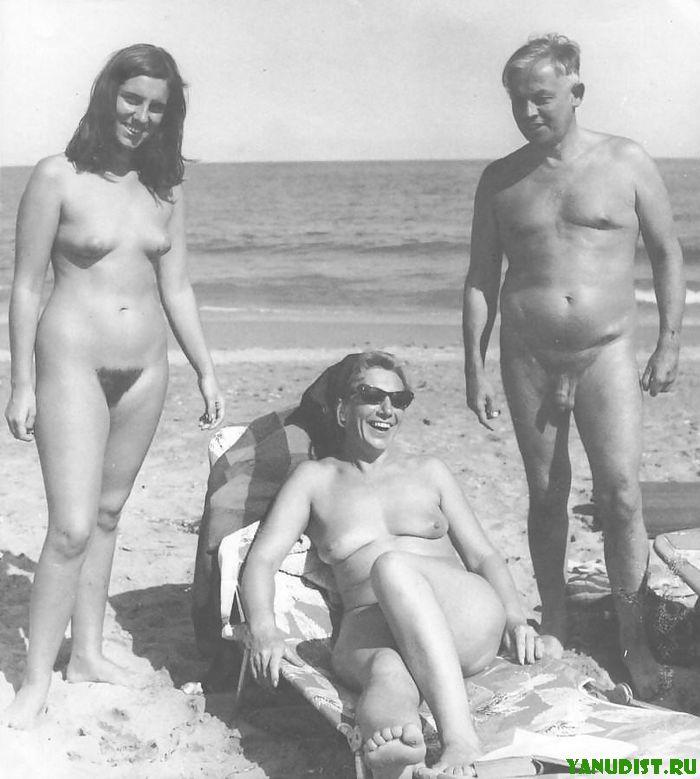 Голые женщины из прошлого и их натуральная красота