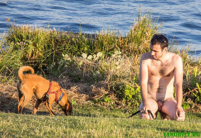 Нудисты любят оголять свои тела не только на пляже