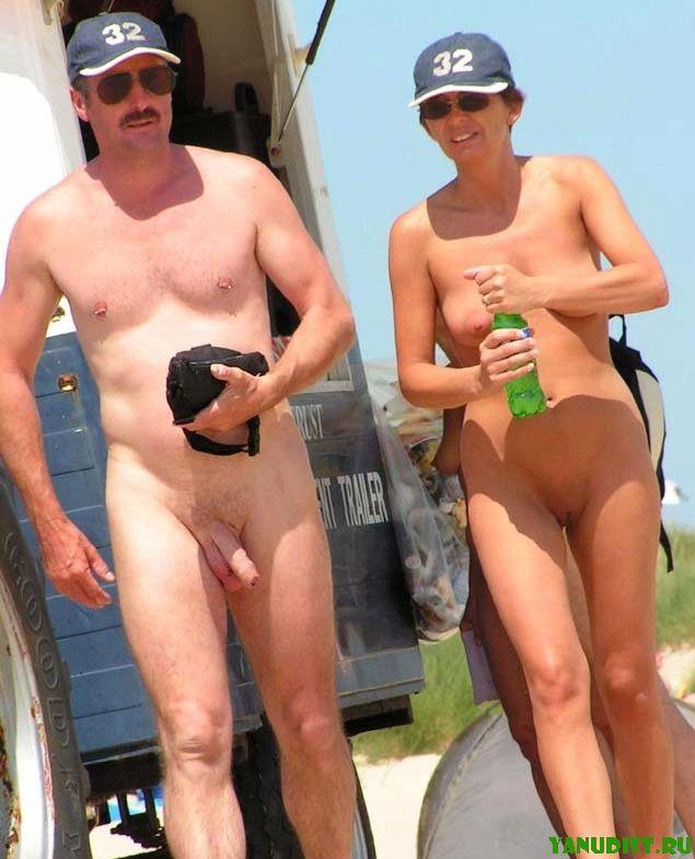 Мы с мужем просто обожаем отдыхать на нудистском пляже