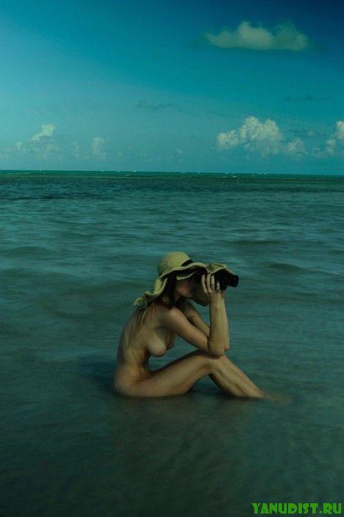Лучшее место для раздумий   нудистский пляж