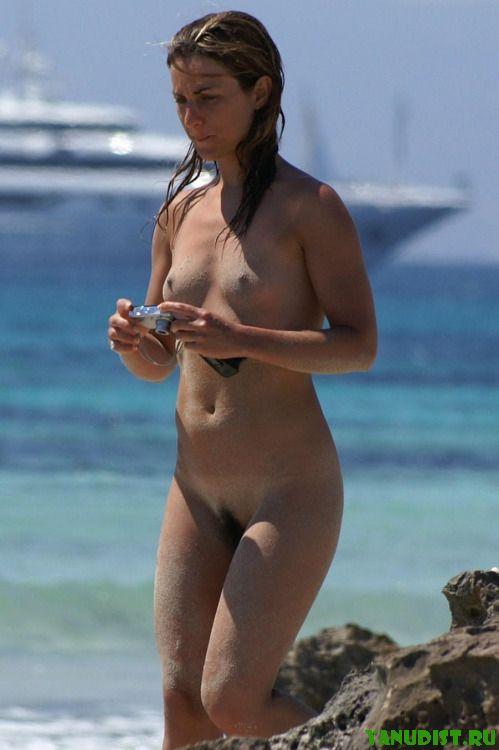 Красивые и загорелые женские тела