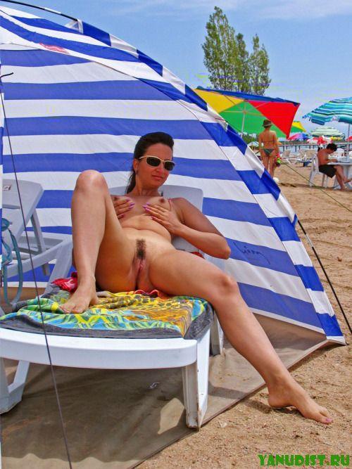 Шикарные фото на нудистском пляже