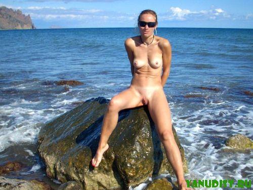 Нудистский пляж и его постоянные жители