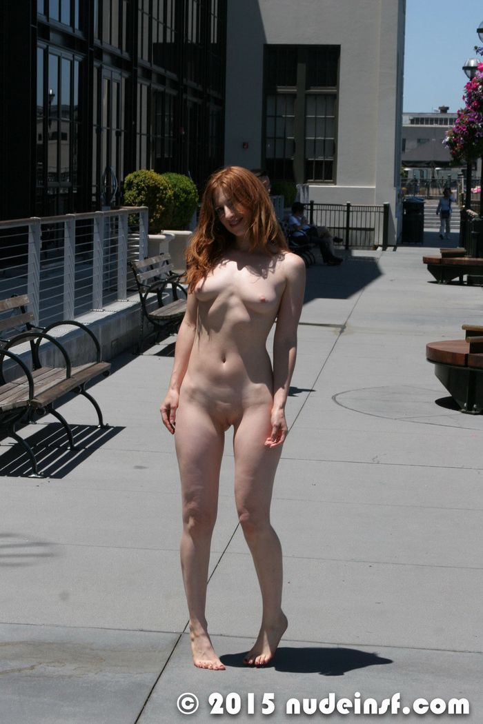 Shaved-Naked-Redhead-Amber-with-Small-Tits-12