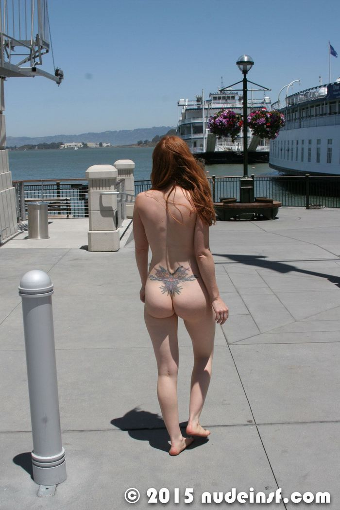 Shaved-Naked-Redhead-Amber-with-Small-Tits-14