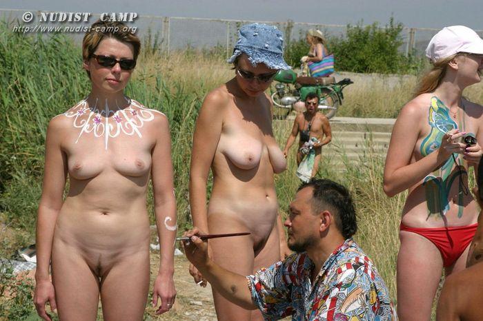 Конкурс нудистов обещает быть весьма увлекательным